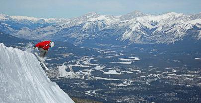 Winters avontuur in Jasper