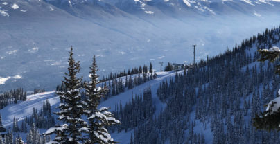 Ski & the City in Edmonton en Jasper